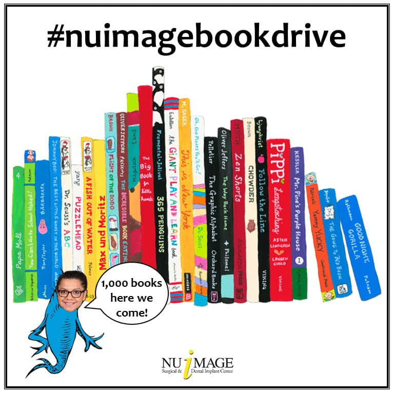 NuImage book drive